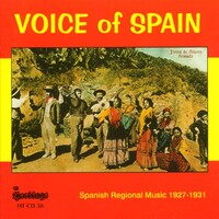 Voice Of Spain--CD