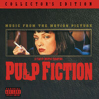 Pulp Fiction (Collector Ed)-Original Soundtrack-CD