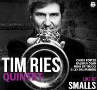 Live At Smalls-The Tim Ries Quintet-CD