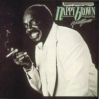 Tore Up (W/T Heartfixers)-Nappy Brown & Heartfixer-CD