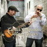 Rough Cut-Curtis Salgado & Alan Ha-CD