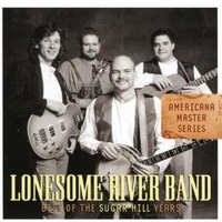 Best Of Sugar Hill Years-Lonesome River Band-CD
