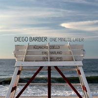 One Minute Later-Diego Barber-CD
