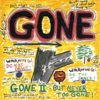 Gone But Never Gone-Gone-CD