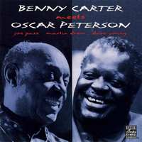 Benny Carter Meets Oscar-Benny Carter, Oscar Peter-CD