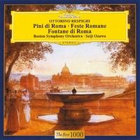Pini Di Roma/Feste Romane-Bso-CD