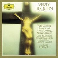 Messa Da Requiem(Complete)-Domingo, Ghiauro, Ricciarelli, Verrett-CD