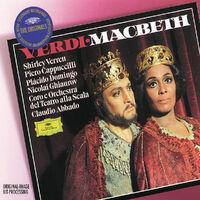 Macbeth(Complete)-Cappuccili, Domingo, Ghiaurov, Verrett-CD