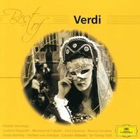 Best Of Verdi-Caballe, Carreras, Domingo-CD