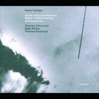 Lauds And Lamentations-Heinz Holliger, R Killius, Thomas Zehetmair-CD