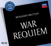 War Requiem (Complete)-Fischer-Dieskau, Pears, Vishnevskaya-CD