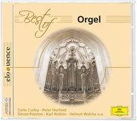 Best Of Orgel-Curley, Hurford, Preston, Richter, Walc-CD