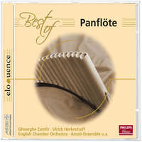 Best Of Panflote-Echo, Herkenhoff, Zamfir-CD