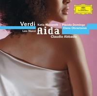 Aida-Obrazts, Placido Domingo, Ricciarelli-CD
