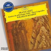 Annees De Pelerinage-Wilhelm Kempff-CD