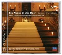 Ein Abend In Der Oper - Beruhmte Op-Alagna, Caballe, Domingo, Pavarotti-CD