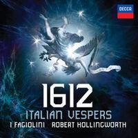 Vespers-I Fagiolini-CD