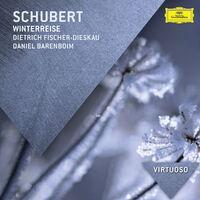Winterreise Virtuoso)-Barenboim, Dietrich Fischer-Dieskau-CD