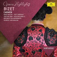 Carmen - Highlights Virtuoso)-Baltsa, Carreras, Ricciarelli, Van Dam-CD