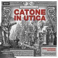 Catone In Utica-Cencic, Fagioli, Mitte, Sabadus, Sancho-CD