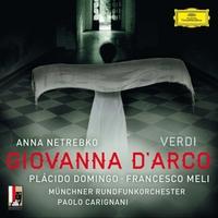 Giovanna D'Arco-Domingo, Dunz, Meli, Netrebko, Tagliavi-CD