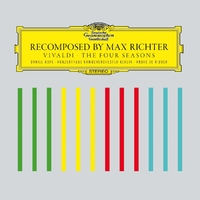 Recomposed: The Four Seasons-Max Richter-CD