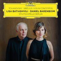 Tchaikovsky: Violin Concerto In D M-Lisa Batiashvili, Staatskapelle Berl-CD