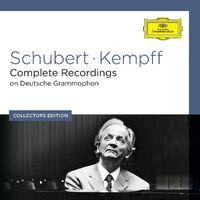 Schubert - Complete Recordings (9 CD)-Wilhelm Kempff-CD