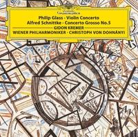 Glass: Violin Concerto /-G. Kremer, R. Keuschnig-LP
