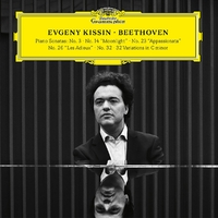 Beethoven: Live-Evgeny Kissin-CD