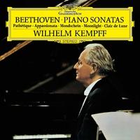 Beethoven: Piano Sonata No.8 In C M-Wilhelm Kempff-LP