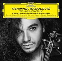Violin Concerto/Rococo Variations-Nemanja Radulovic-CD