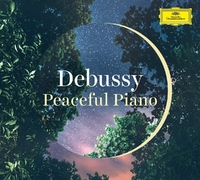 Debussy: Peaceful Piano--CD