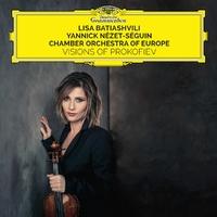 Visions Of Prokofiev-Lisa Batiashvili-CD