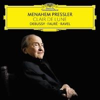 Clair De Lune-Menahem Pressler-CD