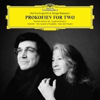 Prokofiev For Two-Martha Argerich, Sergei Babayan-CD