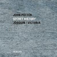 Secret History-John Potter-CD