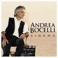 Cinema-Andrea Bocelli-CD