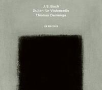 Suiten Für Violoncello-Thomas Demenga-CD
