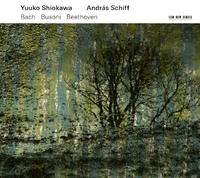 Bach - Busoni - Beethoven-Schiff, Andras | Shiokawa, Yuuko-CD