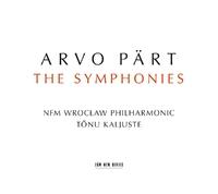 The Symphonies-NFM Wroclaw Philharmonic | Tonu Kaljuste-CD