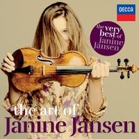 The Art Of Janine Jansen-Janine Jansen-CD