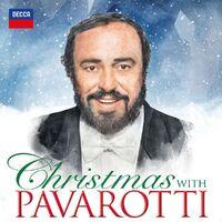 Christmas With Pavarotti-Luciano Pavarotti-CD