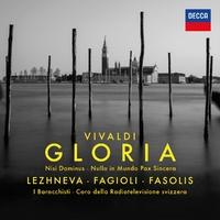Vivaldi: Gloria: Nisi Dominus: Nula-Fasol, Franco Fagioli, Julia Lezhneva-CD