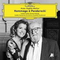 Hommage A Penderecki-Anne-Sophie Mutter, Or, Roman Patkolo-CD