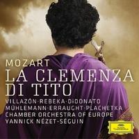 Mozart: La Clemenza Di Tito (Live)-Dido, Marina Rebeka, Rolando Villazon-CD