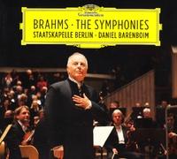 Brahms Symphonies-Daniel Barenboim-CD