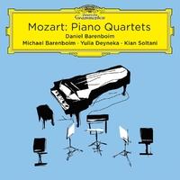 Mozart: Piano Quartets (Live)-D. Barenboim, J. Deyneka, K. Soltani-CD