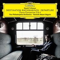Destination Rachmaninov: Departure-Daniil Trifonov-LP