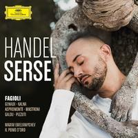 Handel: Serse-Franco Fagioli, Kalna, Vivica Genaux-CD